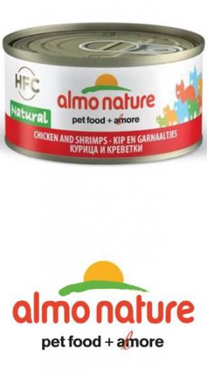 Almo Nature Kip met Garnaal