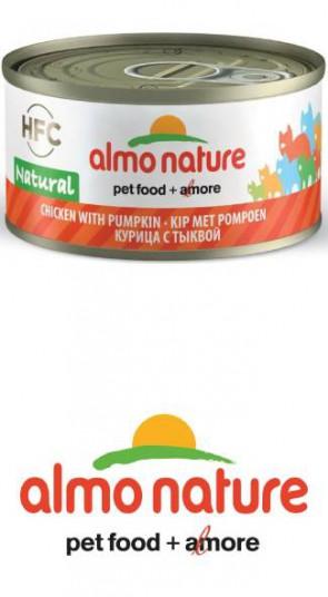 Almo Nature Kip met Pompoen