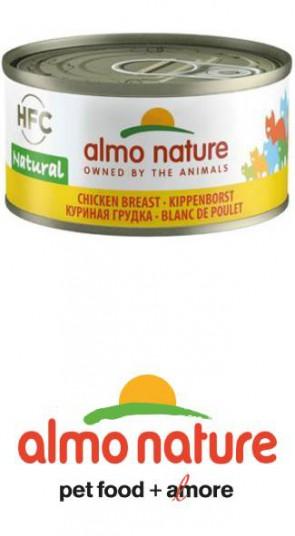Almo Nature Kippenborst 70 gram
