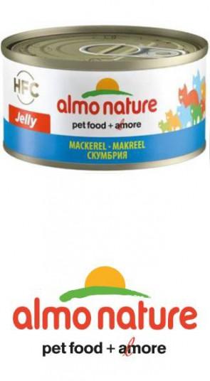 Almo Nature met Makreel 70 gram