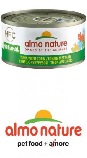 Almo Nature Tonijn met Mais