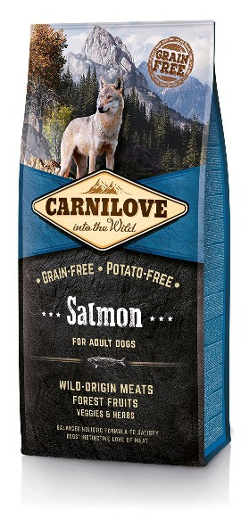 Carnilove Salmon adult 12 kg