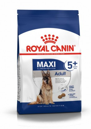 Royal Canin Maxi Adult 5+ 4 KG
